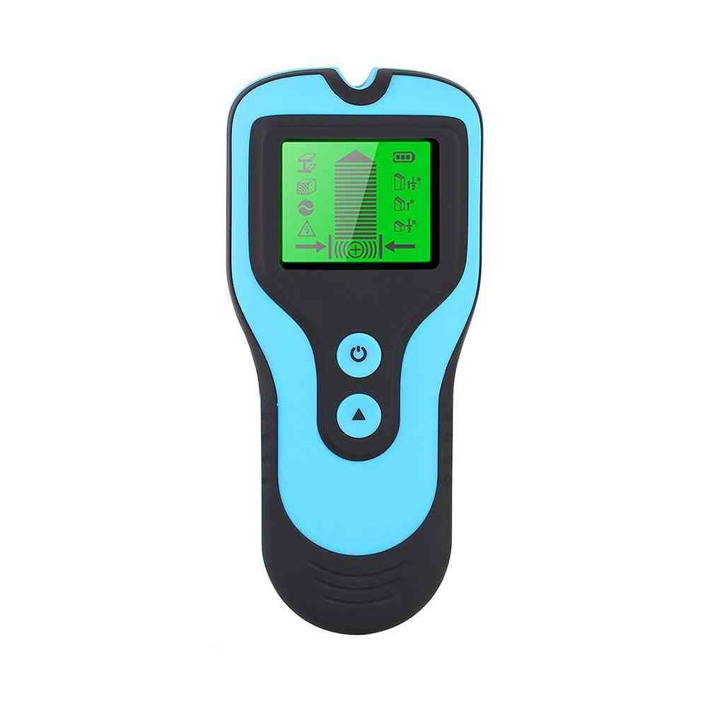 Wall Scanner Pipe Finder And Wire Detector Electronic Stud Locator