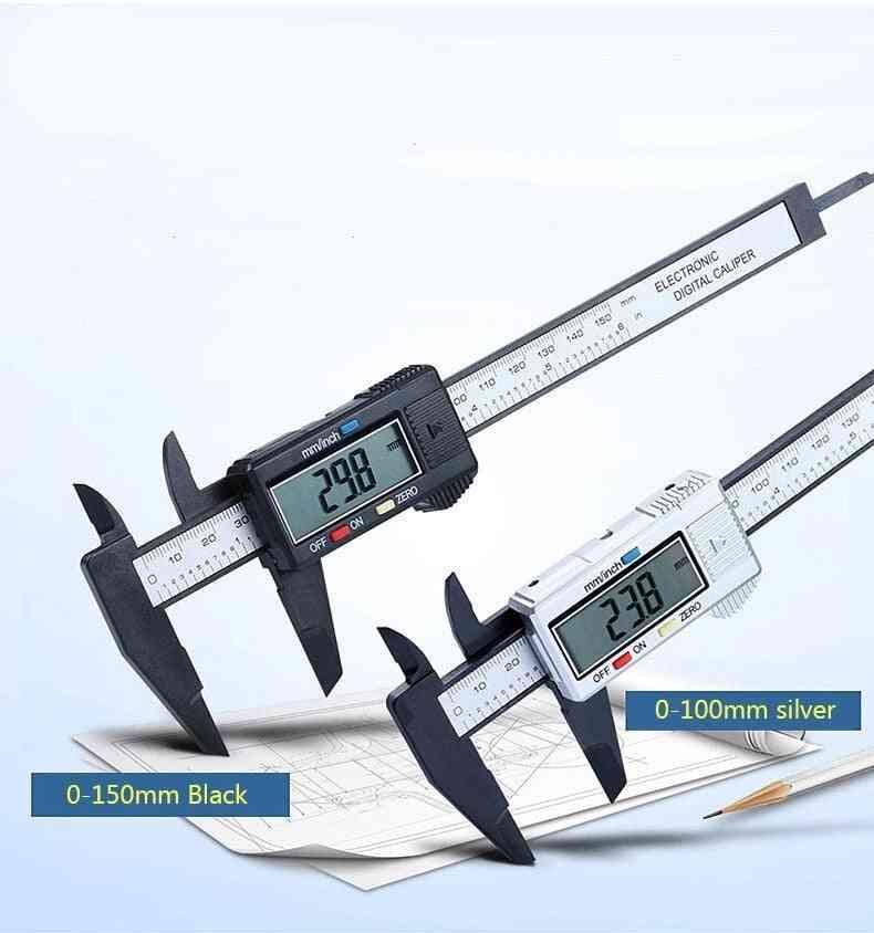 100mm Calliper Micrometer Digital Ruler Measuring Tool 150mm 0.1mm