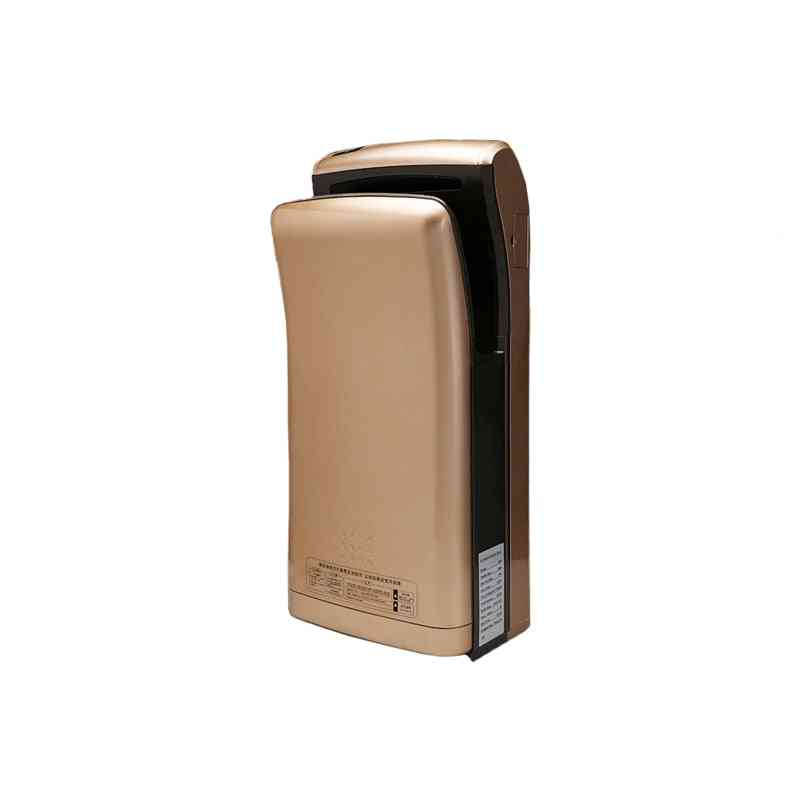Fully Automatic Induction Hand Dryer, Family Hotel, Bathroom Double-sided Jet, Fast Infrared Sterilization