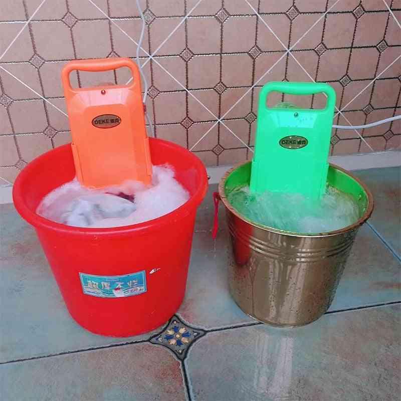 Dormitory Laundry Artifact, Mini Washing Machine Bucket