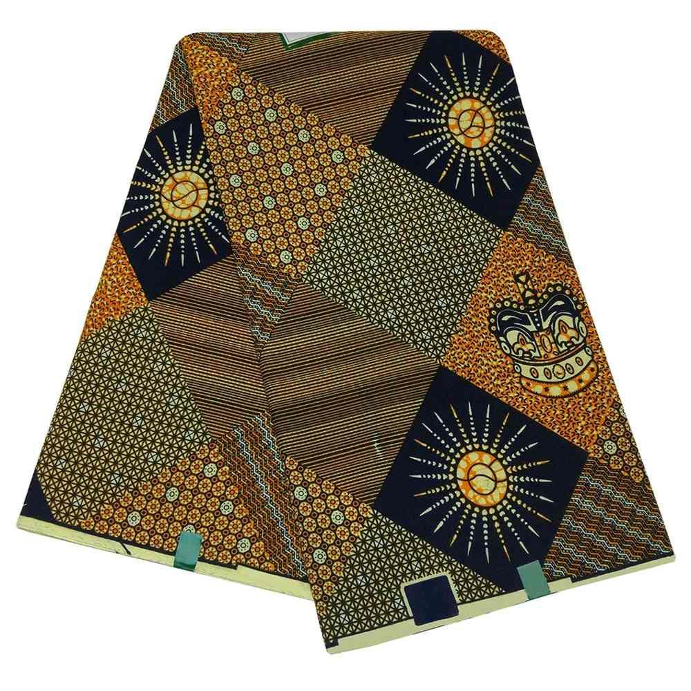 Holland Dashiki Wax Fabric