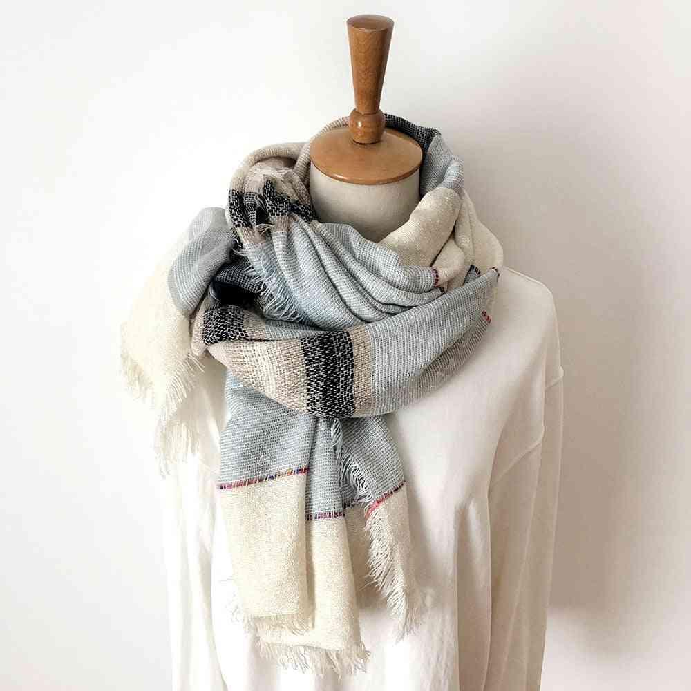 Japanese Unisex Style Winter Scarf