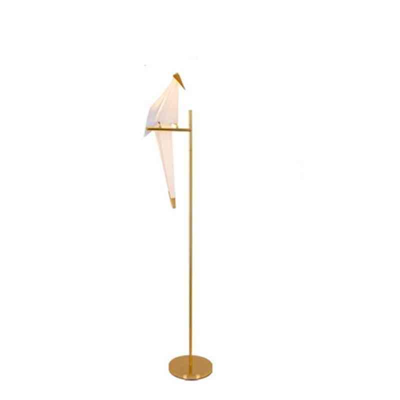 Nordic Bird Lamp Floor Light Led Designer Standing Lamps