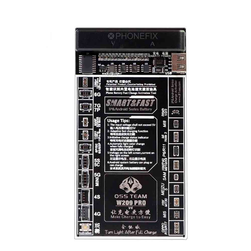 Battery Quick Charging Activation Board