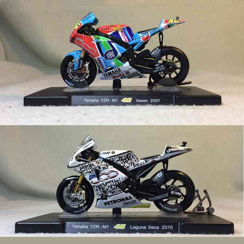 Limited Collector Rossi Motorcycle Model Series Apulia Yamaha Honda Motorcycle Best Birthday