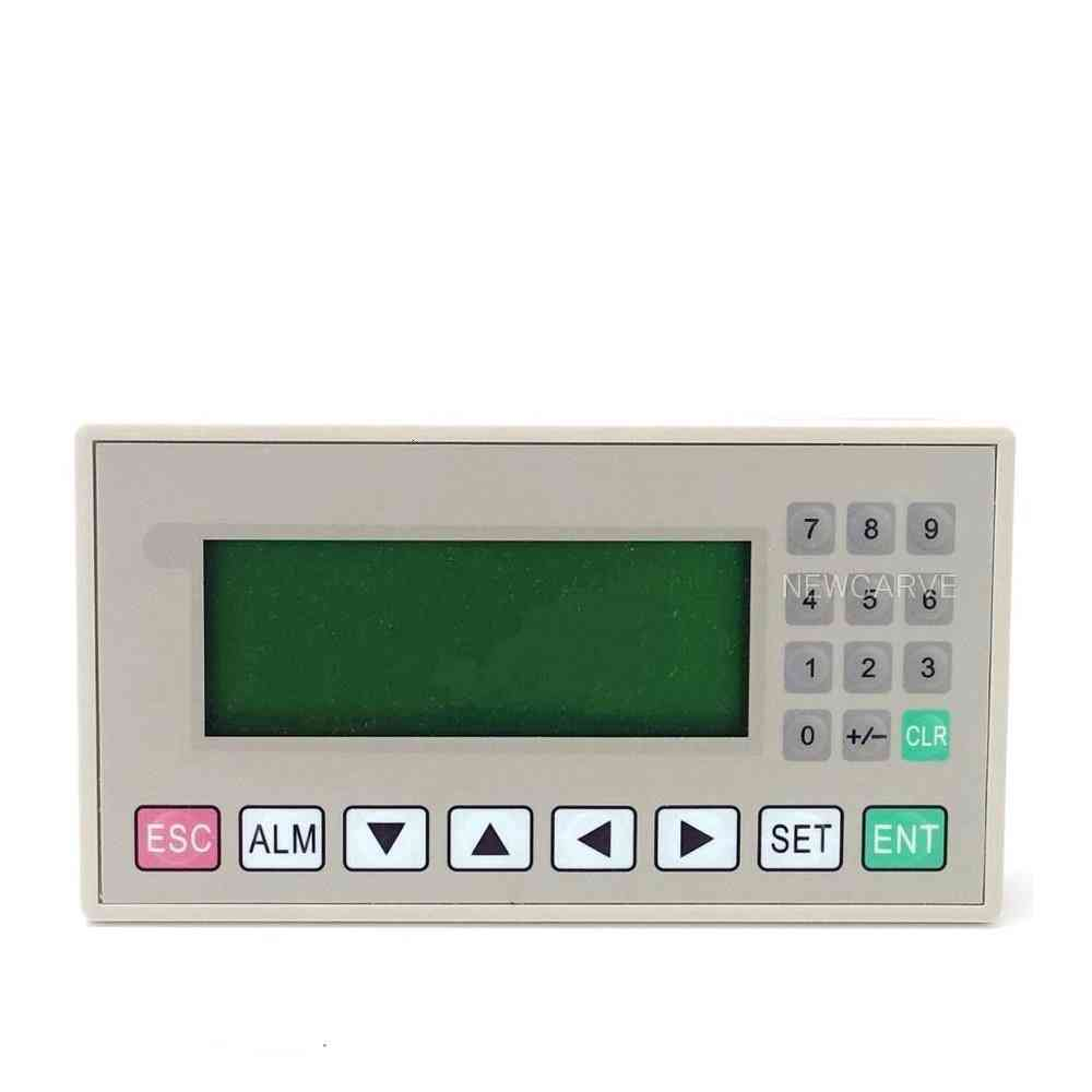 Text Display Support Communications Port
