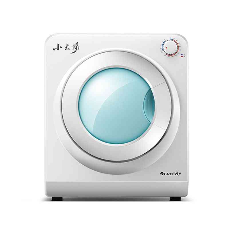 Clothes Dryer, Household Roller Dynamic Drying, Bass Quiet, Power Saving, Multi Gear Temperature Regulation