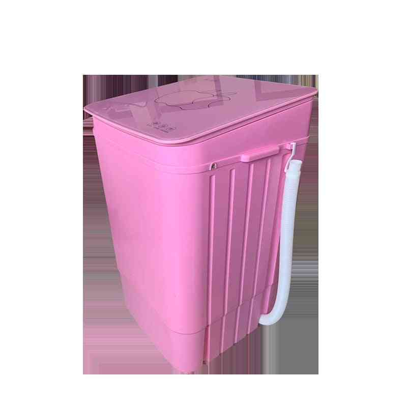 Washing Machine For Shoes, Semi-automatic, Electric Mini Washer And Dryer