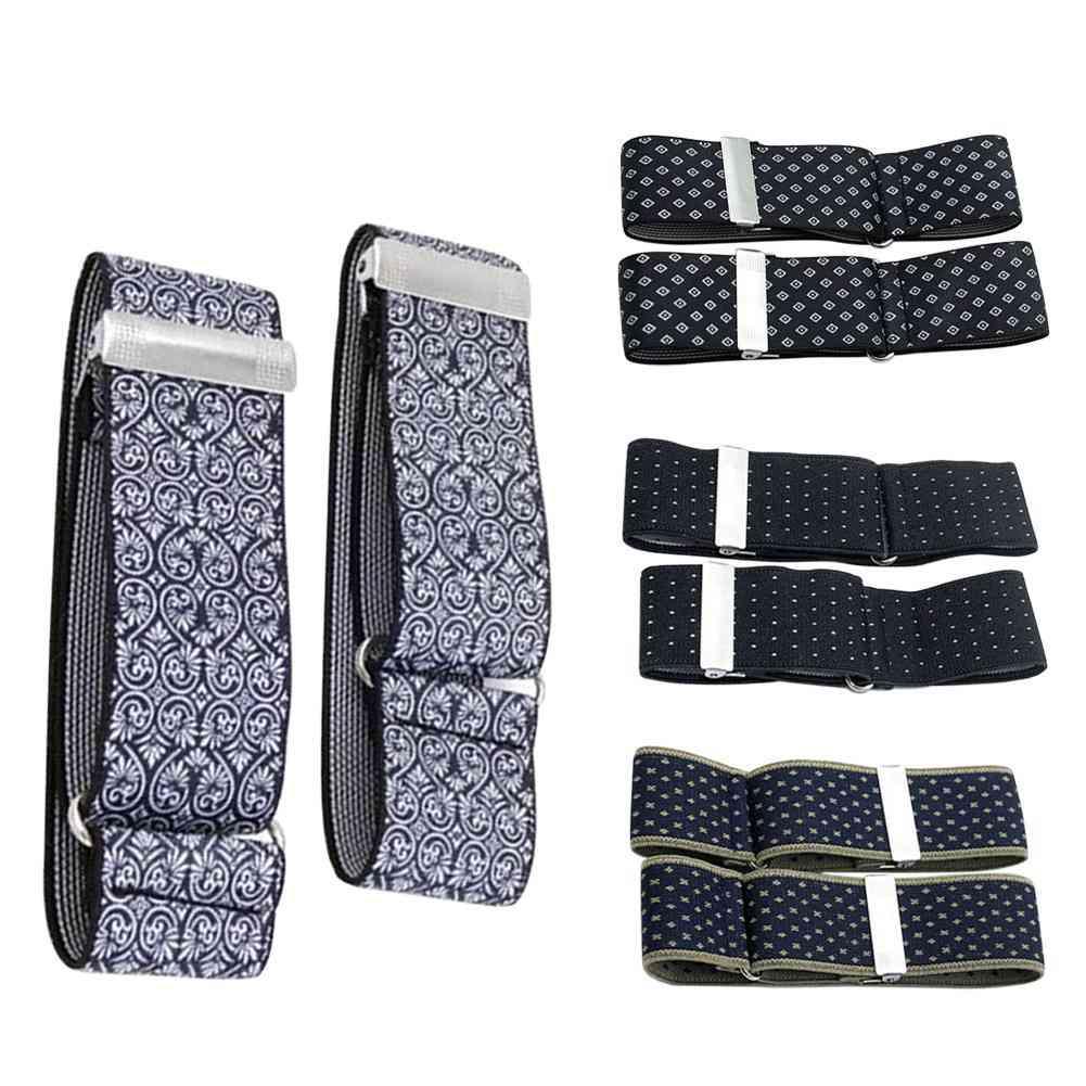 Elegant Shirt Anti-slip Elastic Armband Sleeve