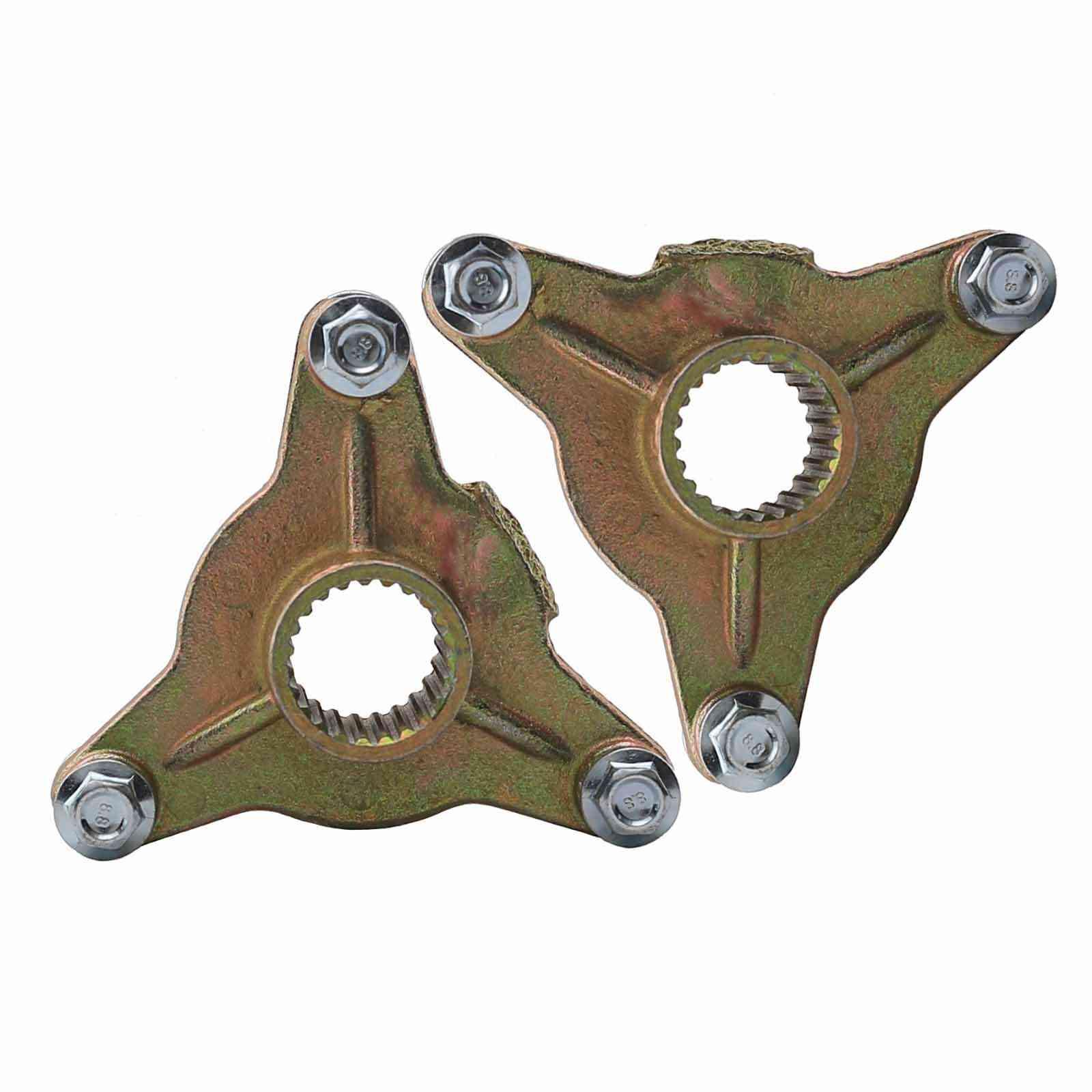 Spline Wheel Rear Axle Hub
