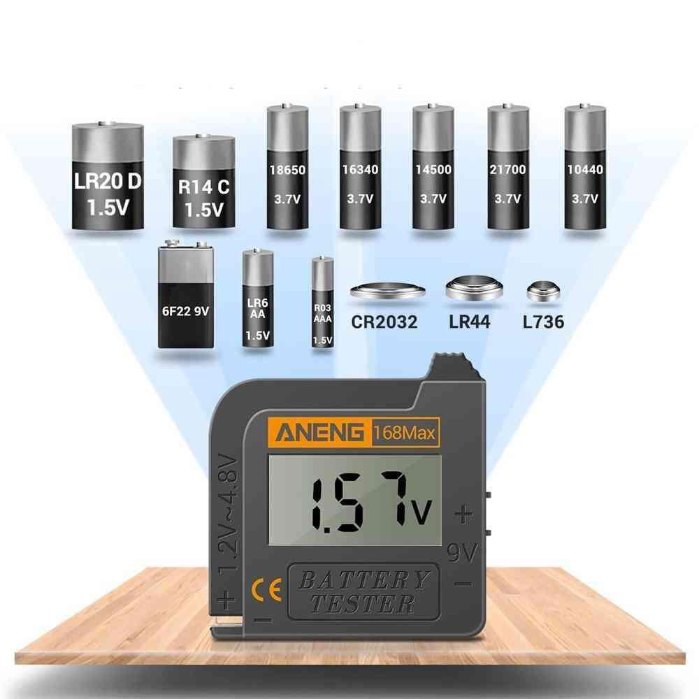 Digital Lithium Battery Capacity Tester
