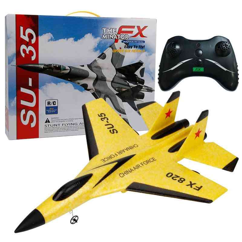 Hand Throwing Foam Dron, Electric Remote Control, Rc Airplane, Glider Rc Fixed Wing Airplane