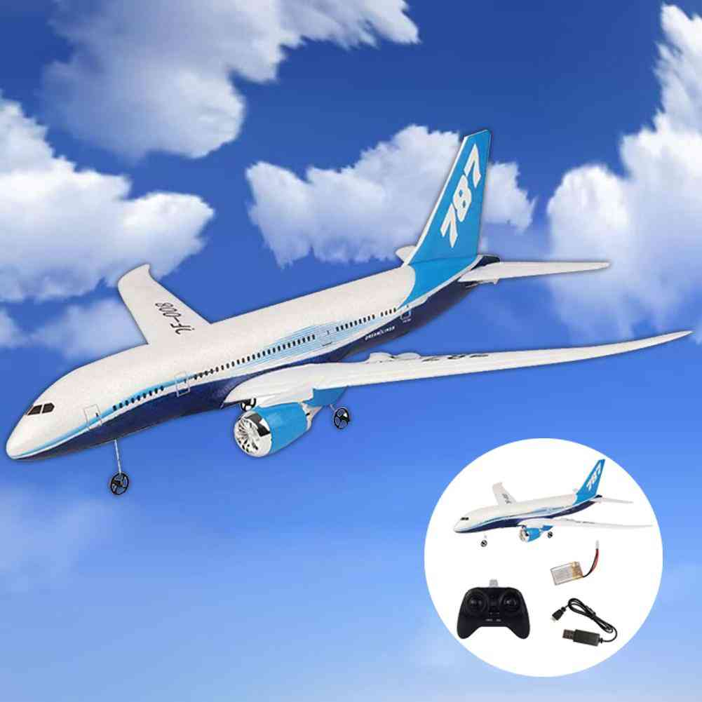 Diy Epp Remote Control Aircraft Rc Drone, Fixed Wing, Gyro Airplane Kit Toy, Kids Outdoor Toys