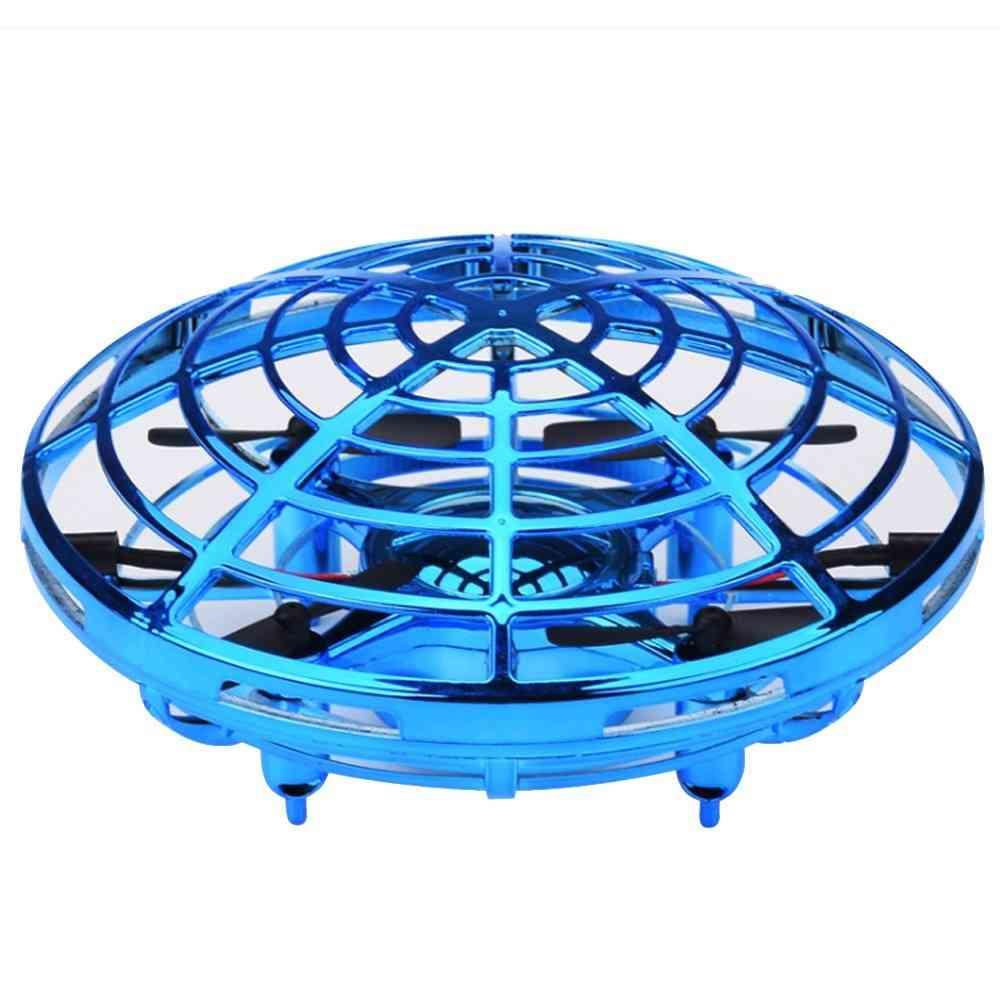 Mini Anticollision Sensor, Induction Hand Controlled, Altitude Hold Mode Ufo Drone, Lightweight Rc Airplanes