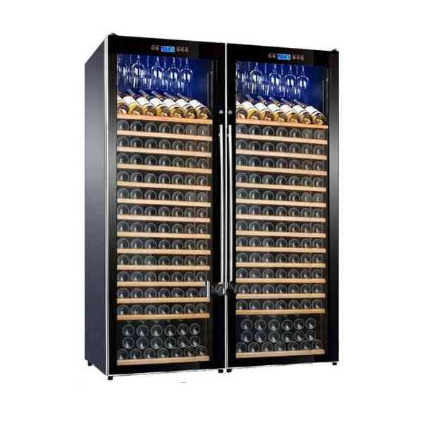 Electric Red Wine Cabinet