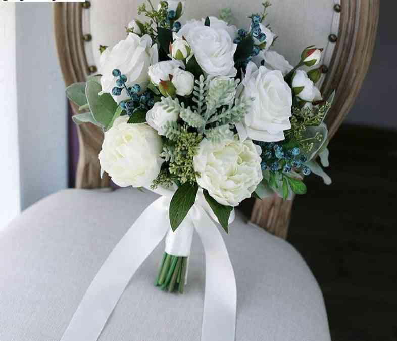 Hot Wedding Bouquet Succulent Plants