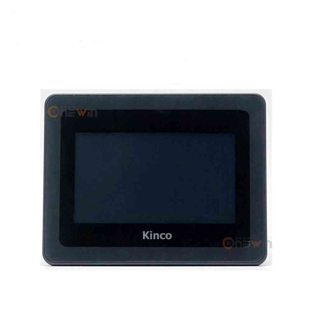 Touch Screen With Programmable Controller Integrated Panel