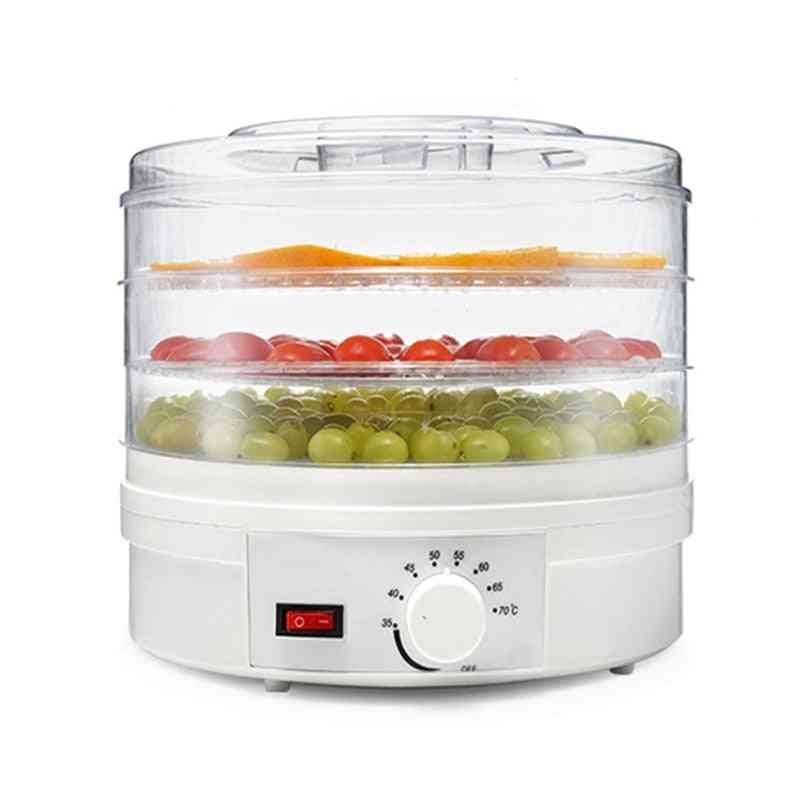 Layer Food Dryer Countertop Food Dehydrator Machine
