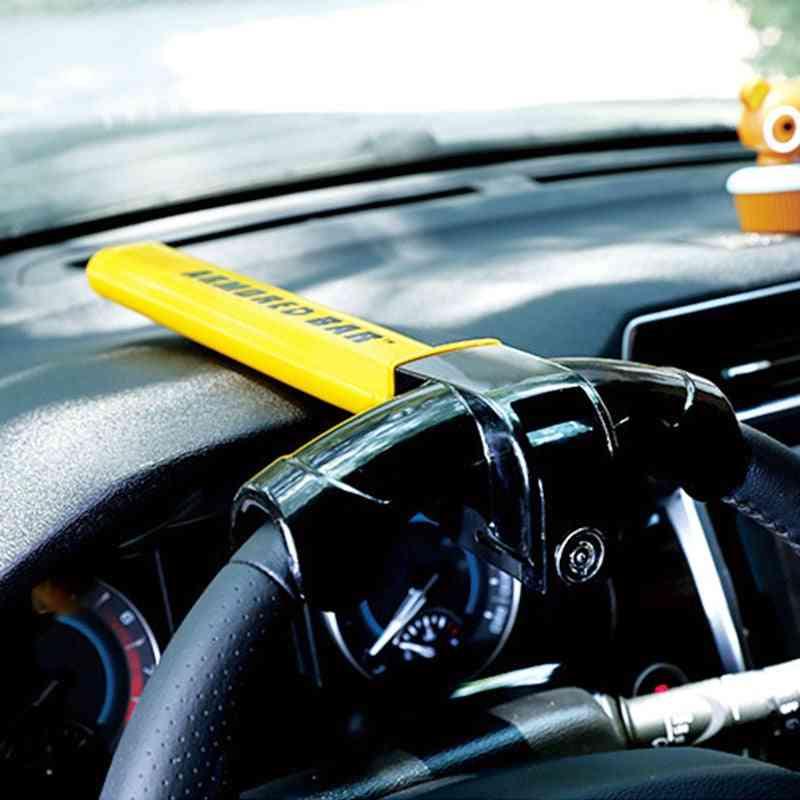 Universal Heavy Duty Car Steering Wheel Lock