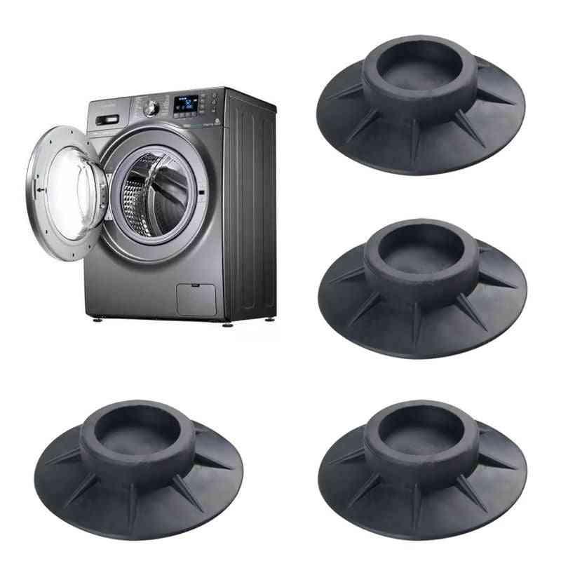 Floor Mat For Washing Machine Feet Pad, Non-slip Shock Proof Furniture