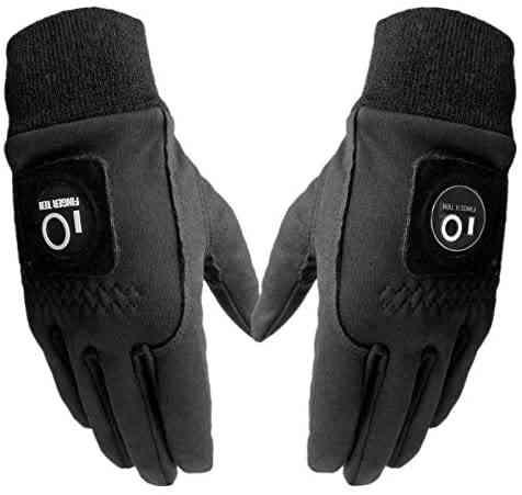 Winter Golf Gloves For Men, Cold Weather Warm Grip