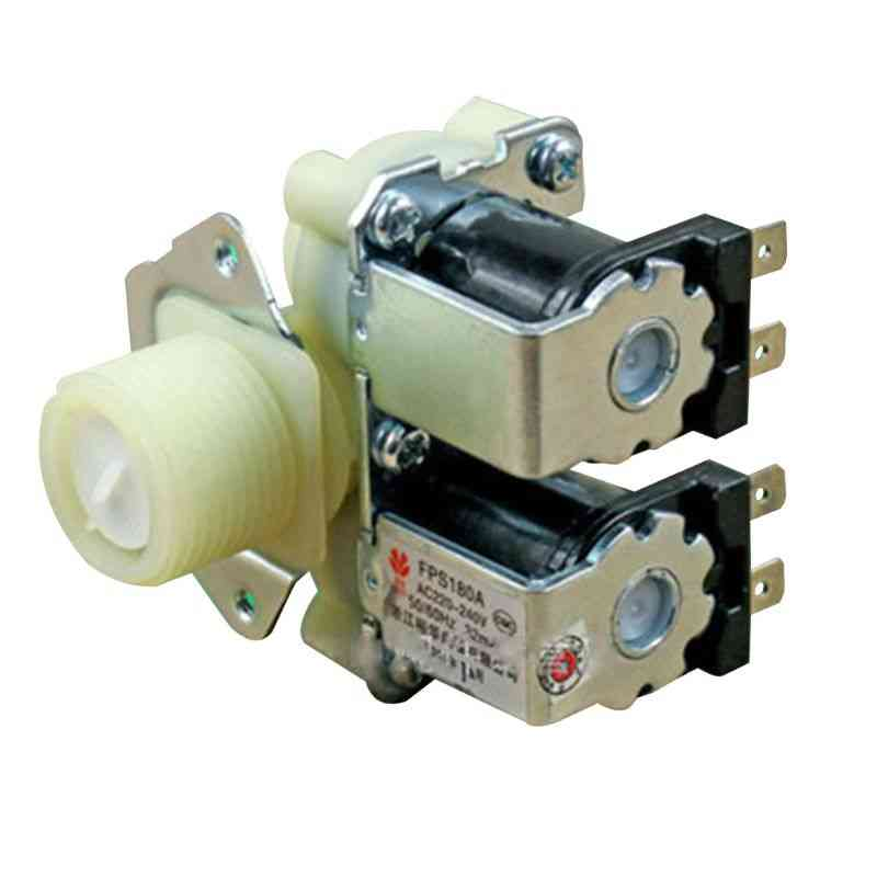 Water Double Inlet Valve