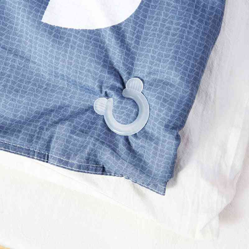 Comforter Grippers Bed Duvet Donuts Quilt Covers Sheet
