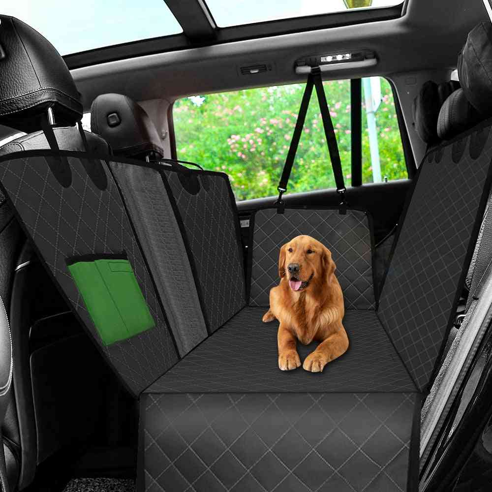 Dog Car Seat Cover, View Mesh Pet Carrier Hammock Safety Ca