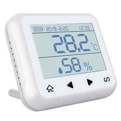 Adjustable Temperature And Humidity Sensor/ Detector Alarm