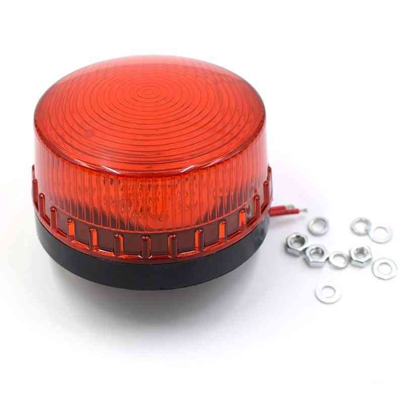 Gate Flashing Warning Light, Used For Rotating Swing Door Opener/obstacle