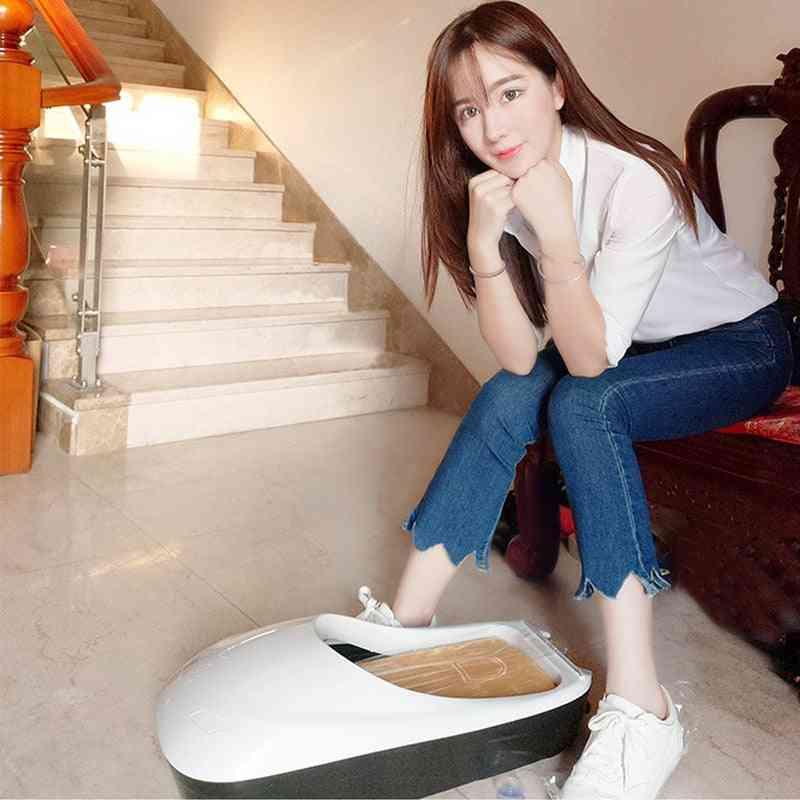 Automatic Shoe Cover Machine