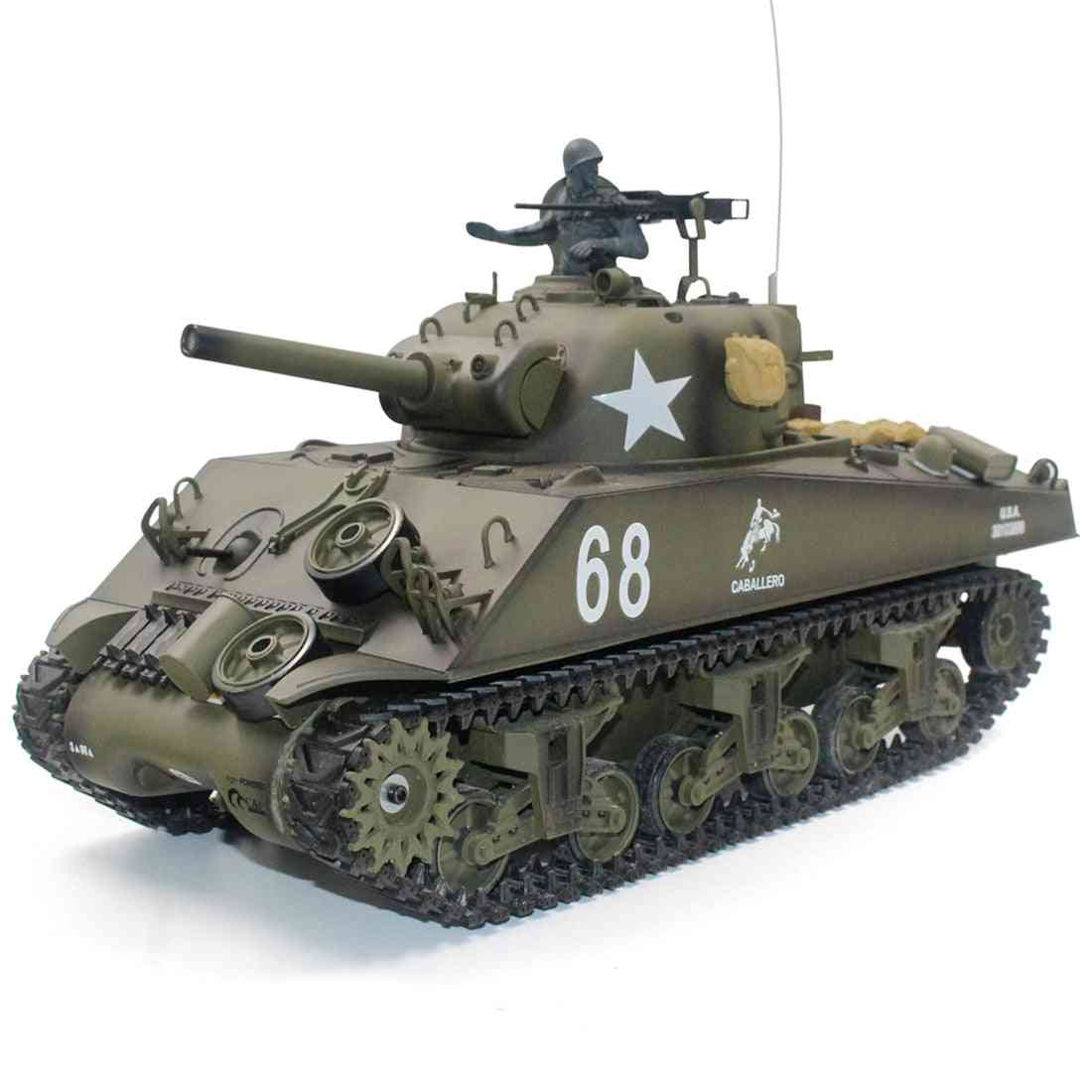 Simulation Rc Tank Model For, Educational Toy