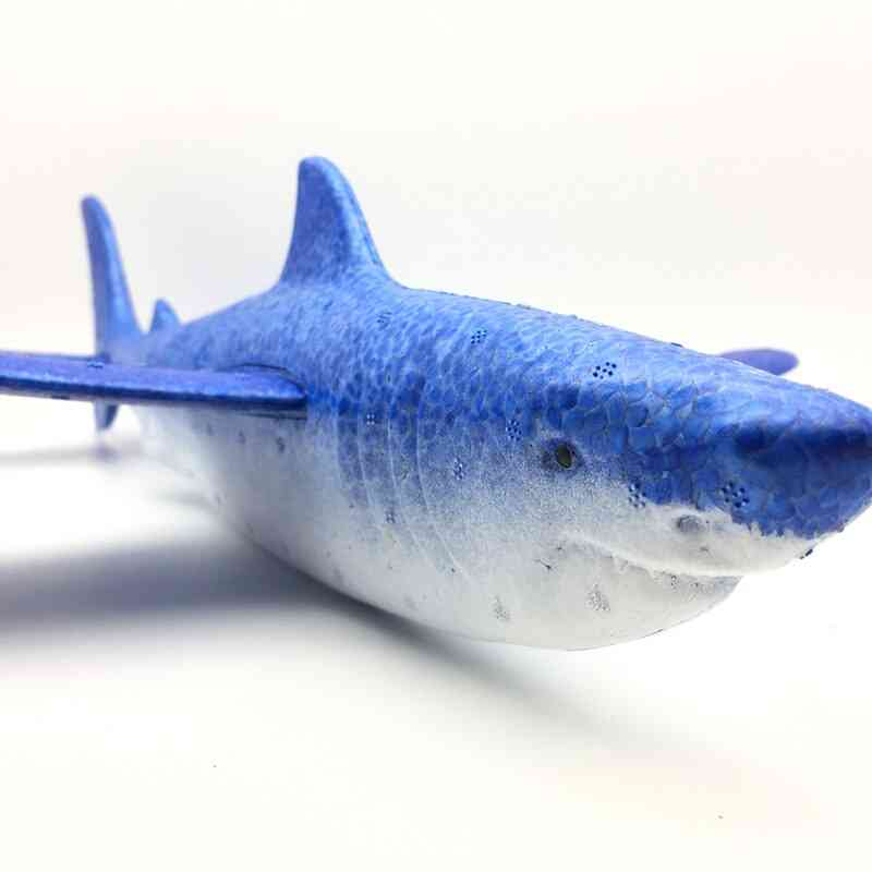 Airplane Hand Launch, Throwing Glider Aircraft, Inertial Foam, Dragon, Eagle, Shark Plane Model, Outdoor Toy, Educational
