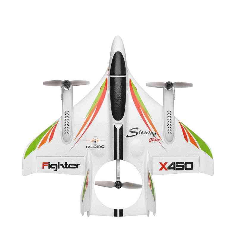 Rc Airplane Remote Control, Brushless Stunt, Vertical Takeoff And Landing, Glider Plane
