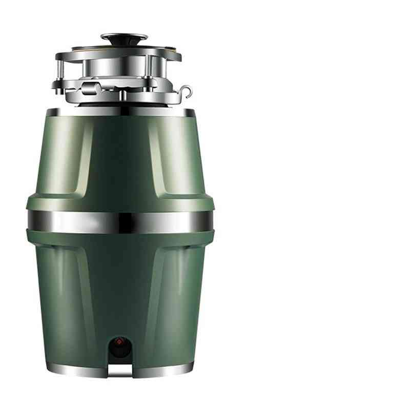 Meal Food Sink Kitchen Waste Disposer Fully Automatic