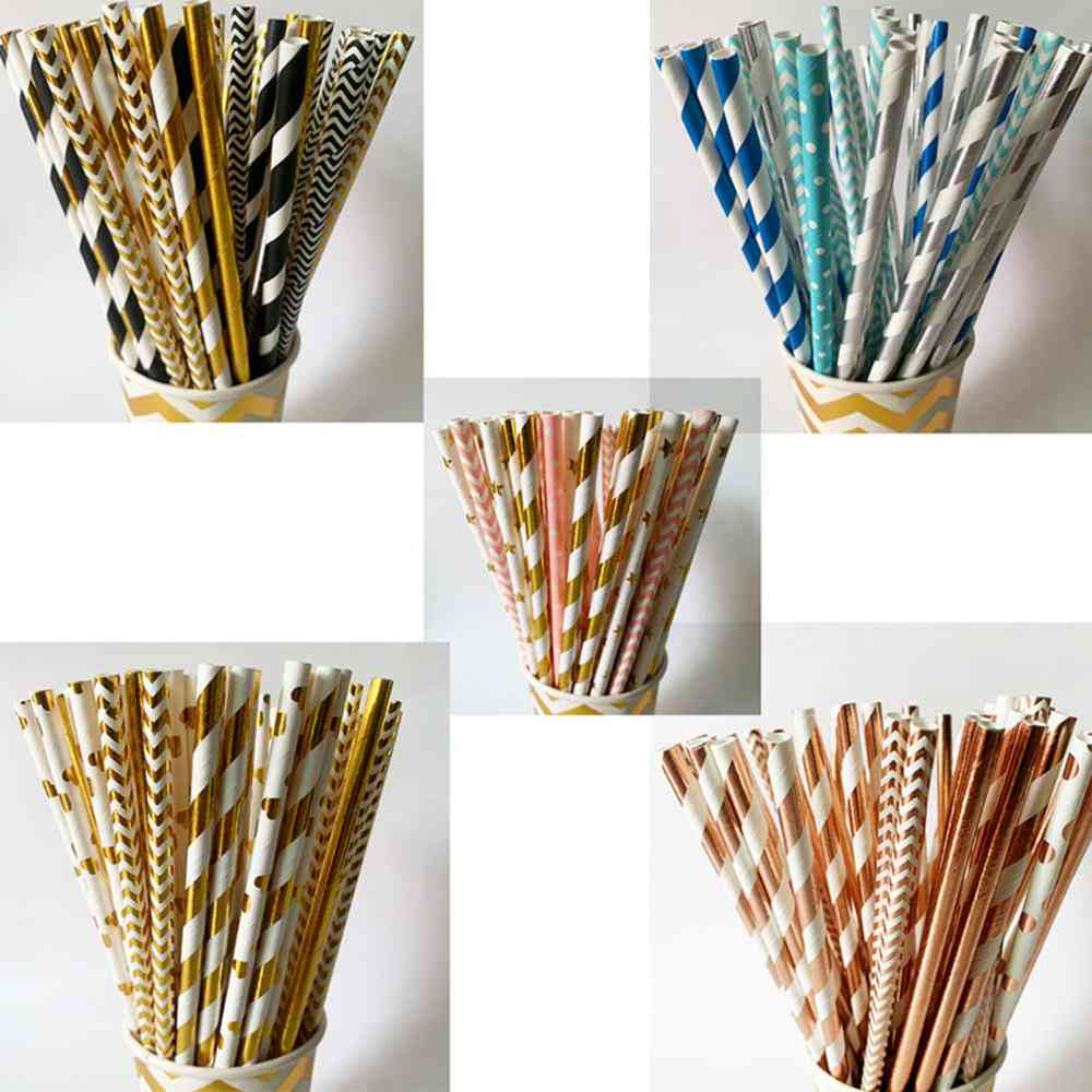 Disposable Tableware Drinking Straws