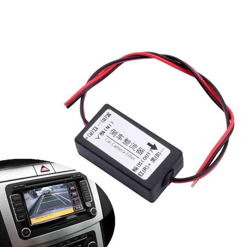 Car Rearview Camera Power
