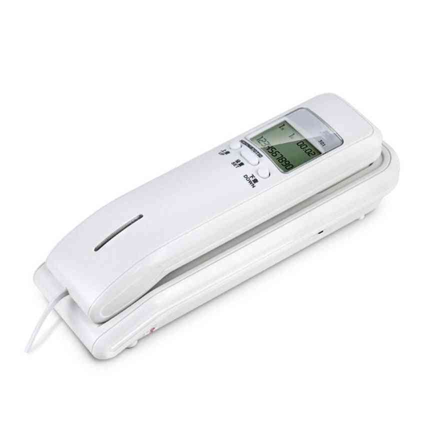 Corded Phone With Dual Lcd Display
