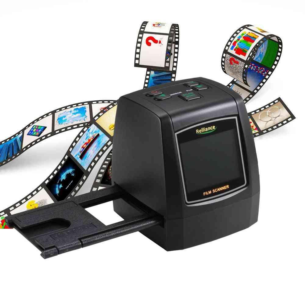 Film Negative Into Digital Picture Convert