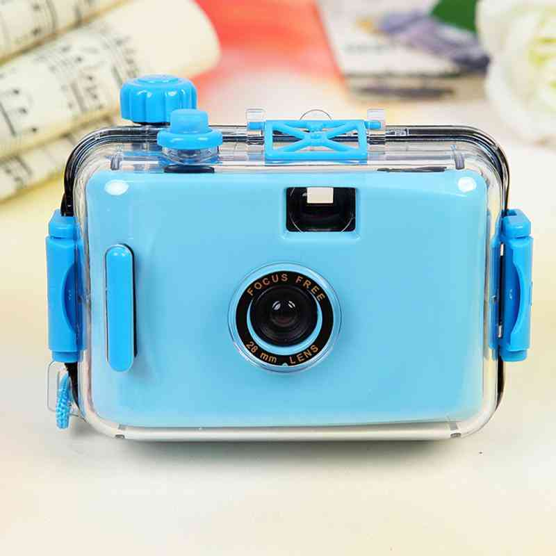 Children Girl Camera, Non-disposable Cute Kids, Birthday, Child Educational Toy, Waterproof Cam