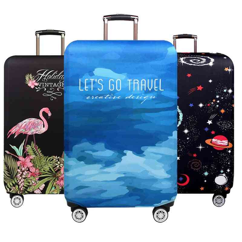 Travel Suitcase Case Elastic Protective Covers