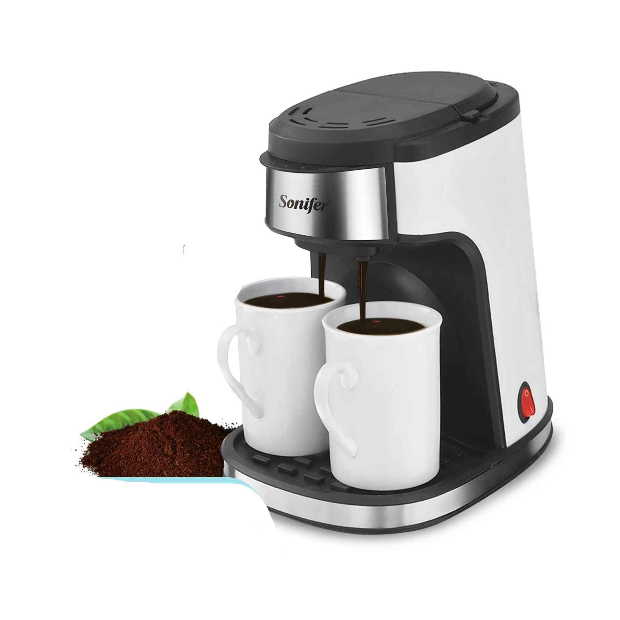 Drip Coffee Machine, Kitchen Appliances Dripping Coffee Maker