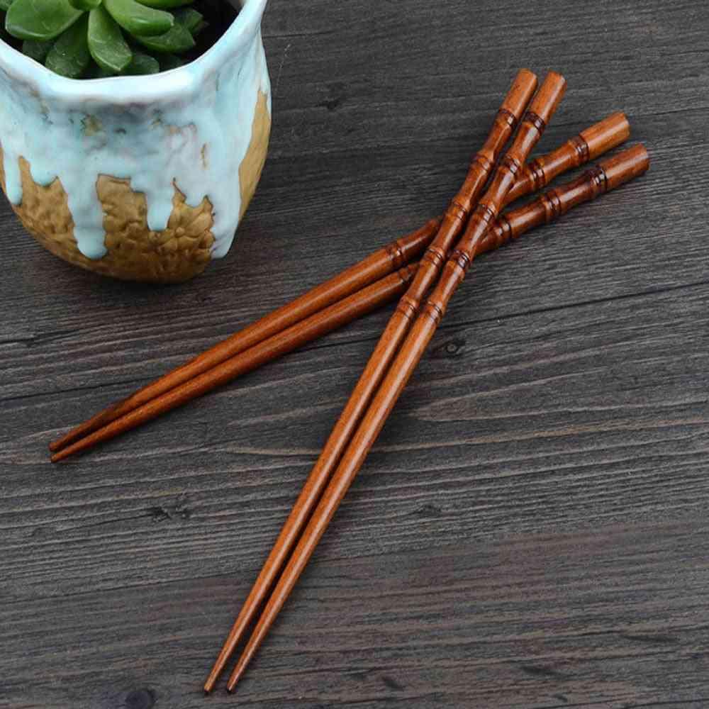 Creative Natural Handmade Wood Chopsticks