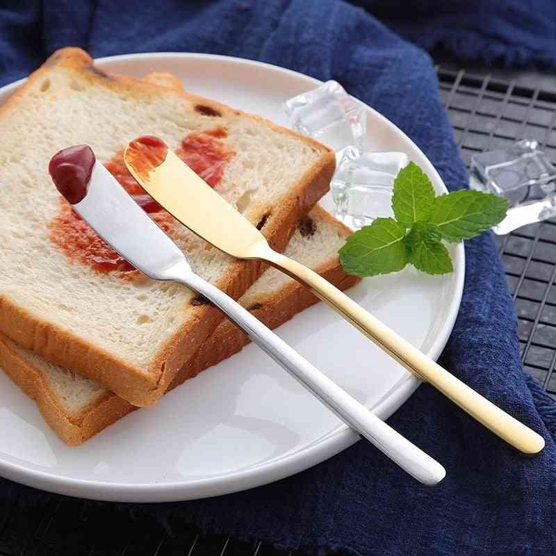 Stainless Steel Butter Bread Knife