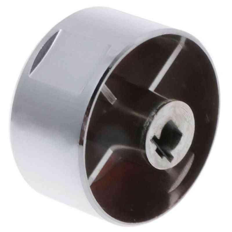 4pcs Rotary Switches Round Knob Gas Stove Burner