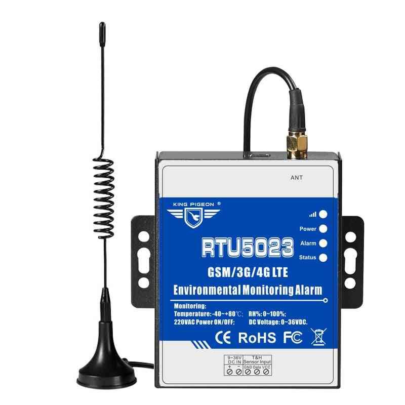Alarm Controller Temperature & Humidity Monitoring System