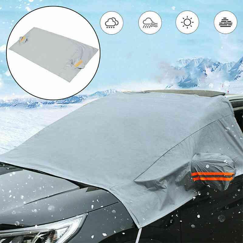 Universal Car Front Window Windscreen Covers