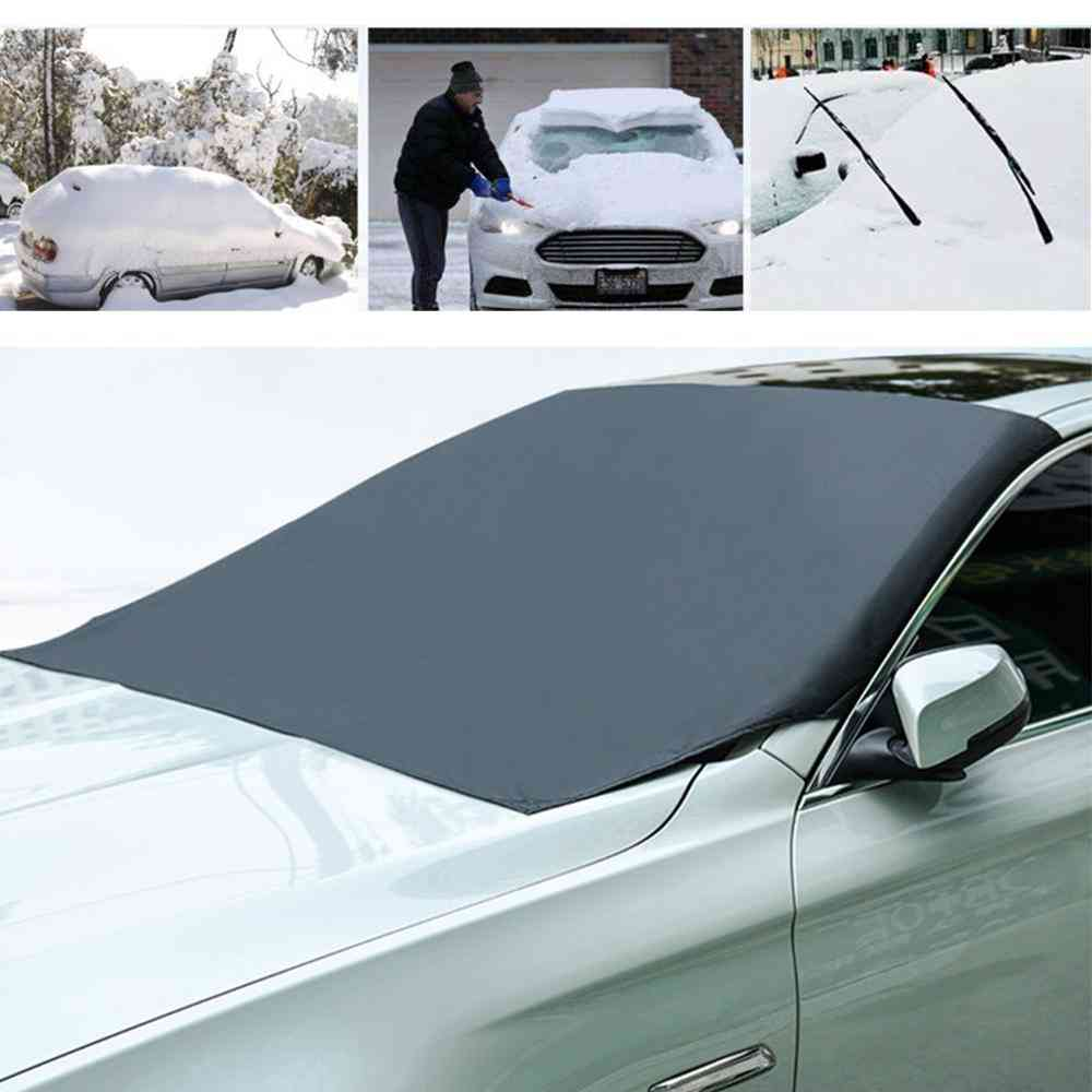 Magnetic Car Windshield Anti-ice Anti-snow Protective Cover