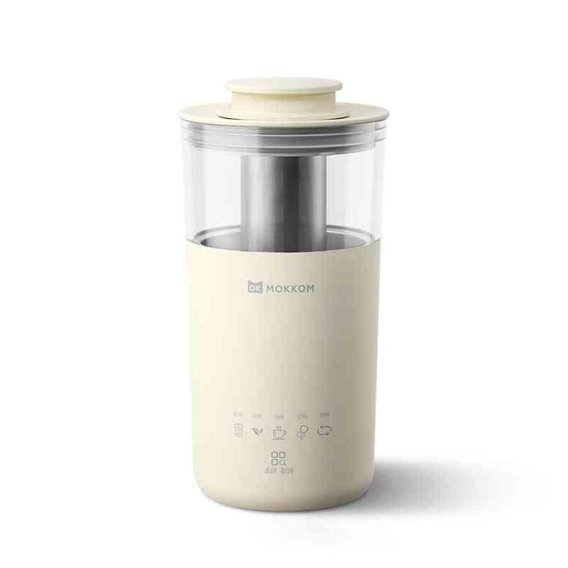 5 In 1 Electric Coffee Maker Multifunction Portable Milk Tea Machine