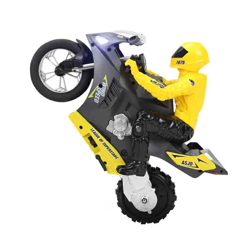Motorcycle Toy Kids, Electric Remote Control Rc Racing Motorbike For